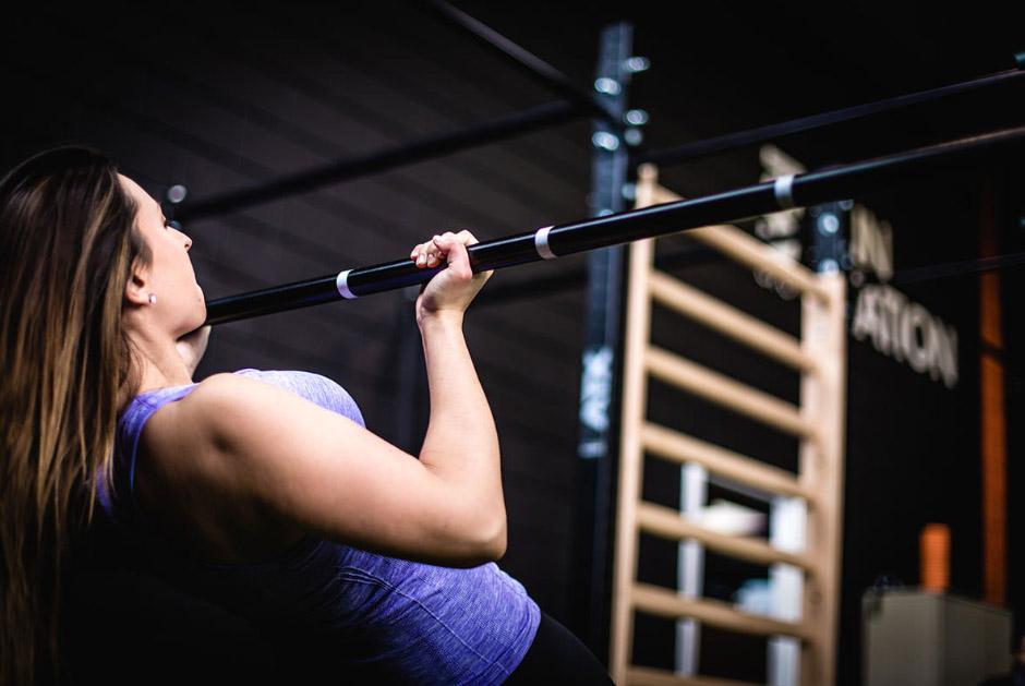 workout met eigen gewicht